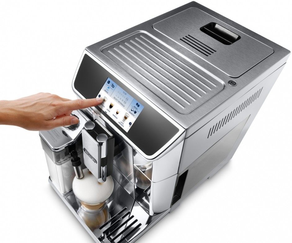 Delonghi ECAM 650.75.MS PrimaDonna Elite